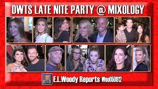 DWTS After the Show Party at Mixology Season 19 Week 2