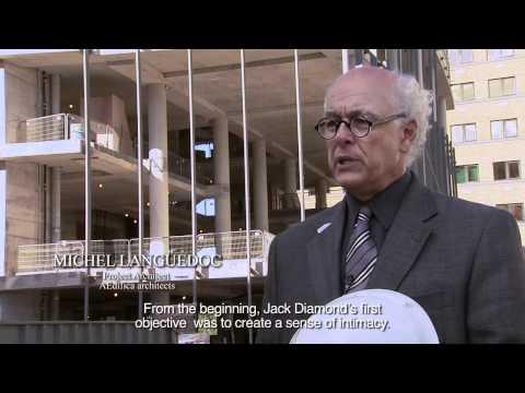 Montreal Concert Hall - Diamond Schmitt Architects.mov