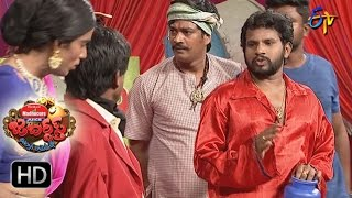 Hyper Aadi Raising Raju Performance | Jabardsth | 20th April  2017  | ETV Telugu