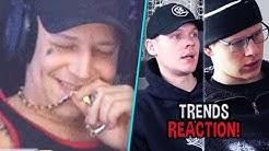 """Reaktion auf """"KEUPSTRAßE"""" 😂 + """"Deutsche als Rapper"""" Reaktion 🤔 MontanaBlack Reaktion"""