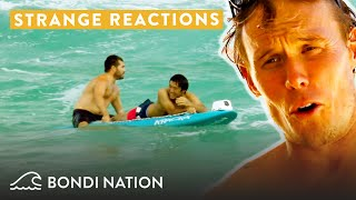 Strangest Reactions to Lifeguard Rescues