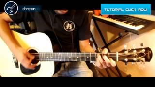 Mi Razon de Ser - Banda Sinaloense MS de Sergio Lizarraga Guitarra Acustica Cover