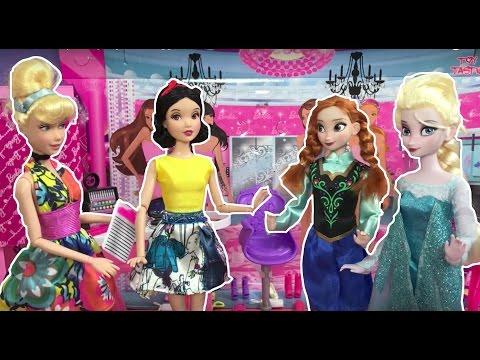 Elsa Anna Disney Princess Movie Chocolate Fountain Kinder Egg Hunt Picnic Dress Up Party