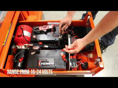 Ballymore Drivable Power Stocker Field Charger Test 1 - YouTube