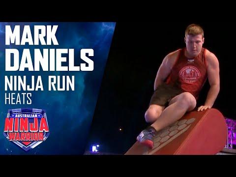 Mark Daniels' incredible run | Australian Ninja Warrior 2019