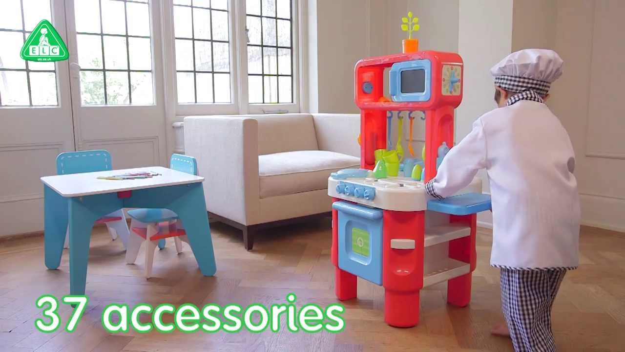 Early Learning Centre Little Cook S Kitchen Youtube