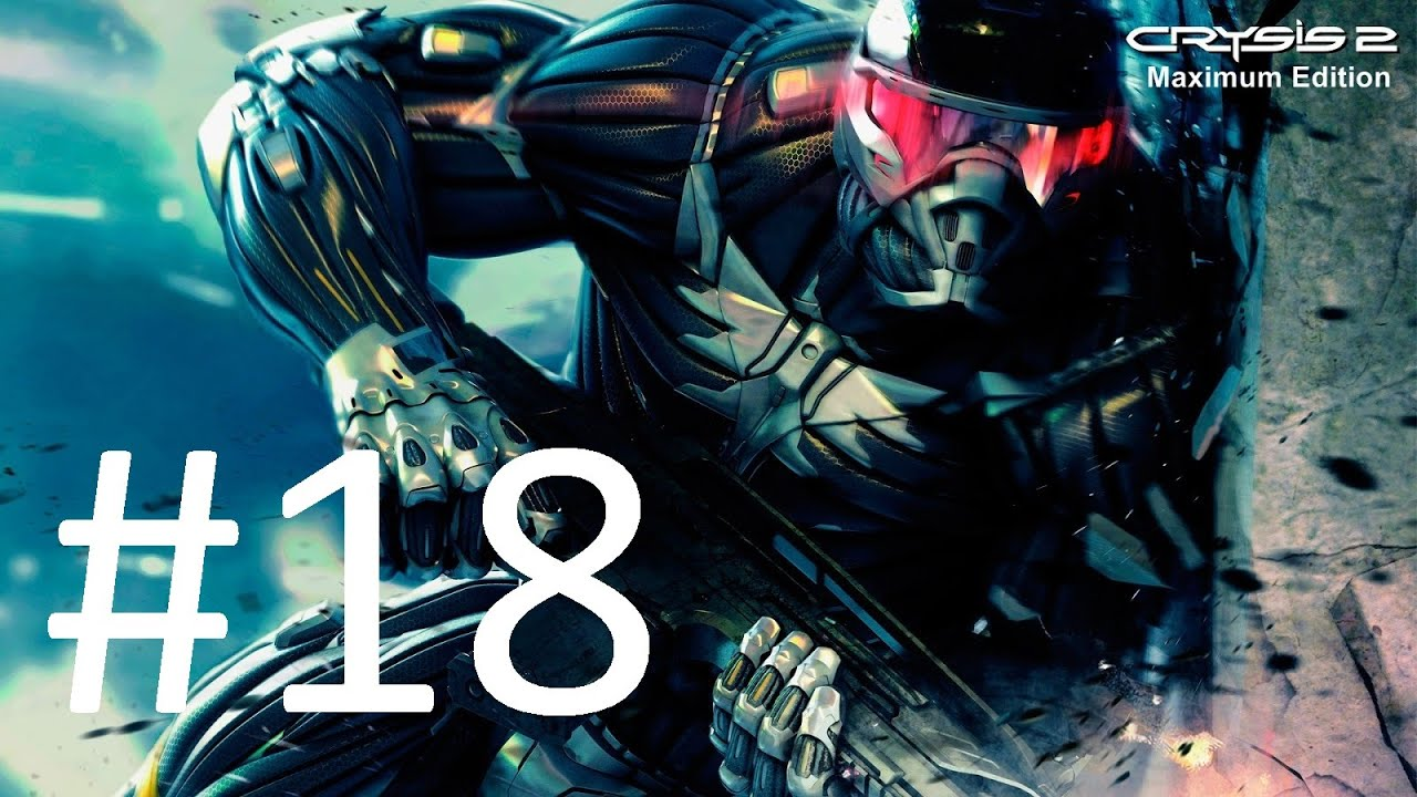 Как пройти Crysis 2