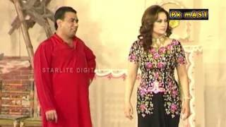 Best Of Nasir Chinyuti and Nargis New Stage Drama Full Comedy Funny Clip
