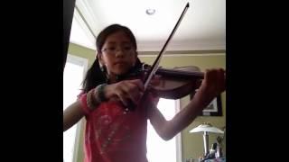 Spongebob Squarepants Road Song Viola Style!
