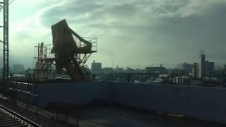 【車窓動画】 東海道・山陽新幹線 のぞみ112号 広島→東京 2016.4.22