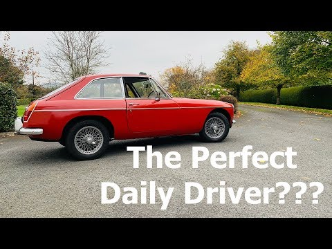 MGB GT - The Perfect Classic Car Daily Driver?