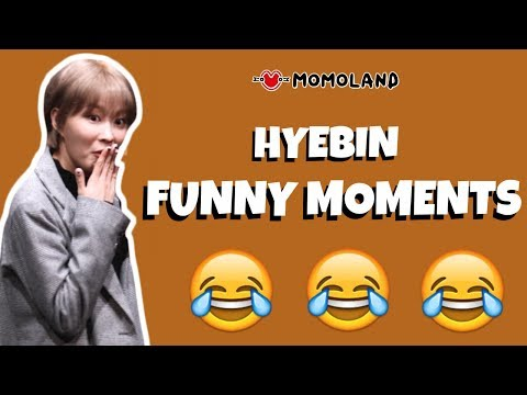 Hyebin (MOMOLAND) | Funny Moments