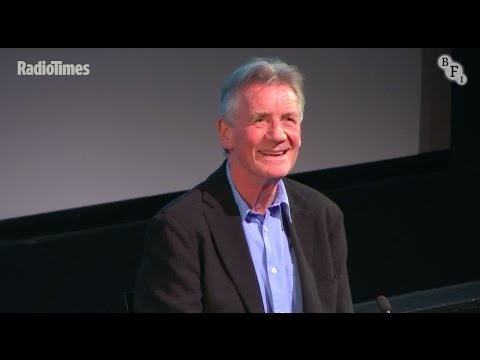 Michael Palin at the BFI + Radio Times TV festival: