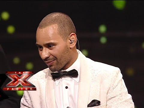 محمد الريفي - الأسامي - العروض المباشرة - الاسبوع الأخير - The X Factor 2013