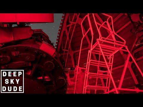 60 Inch Telescope - Mount Wilson Experience