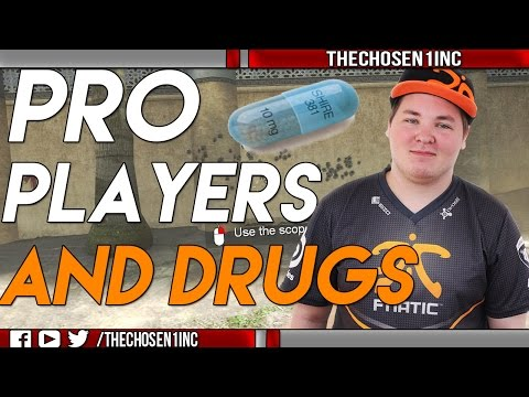 Drug Testing In E-Sports | My Thoughts