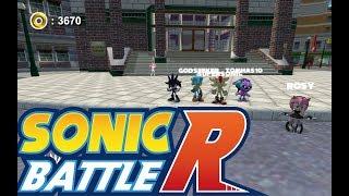 Sonic R Battle İnceleme Türkçe