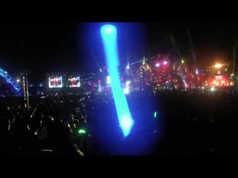 EDC LV 2015 Calvin Harris - Summer