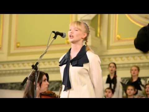 Детский хор телевидения и радио Санкт-Петербурга - В юном месяце апреле