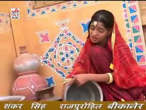 Rajasthani Song - Choti si Umar Parnayi - folk - by uday singh mahar