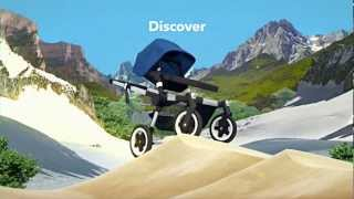 Discover The All-new, All-terrain Bugaboo Buffalo