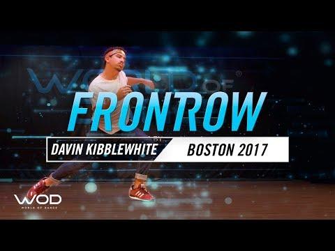 Davin Kibblewhite | FrontRow | World of Dance Boston 2017 | #WODBOS17