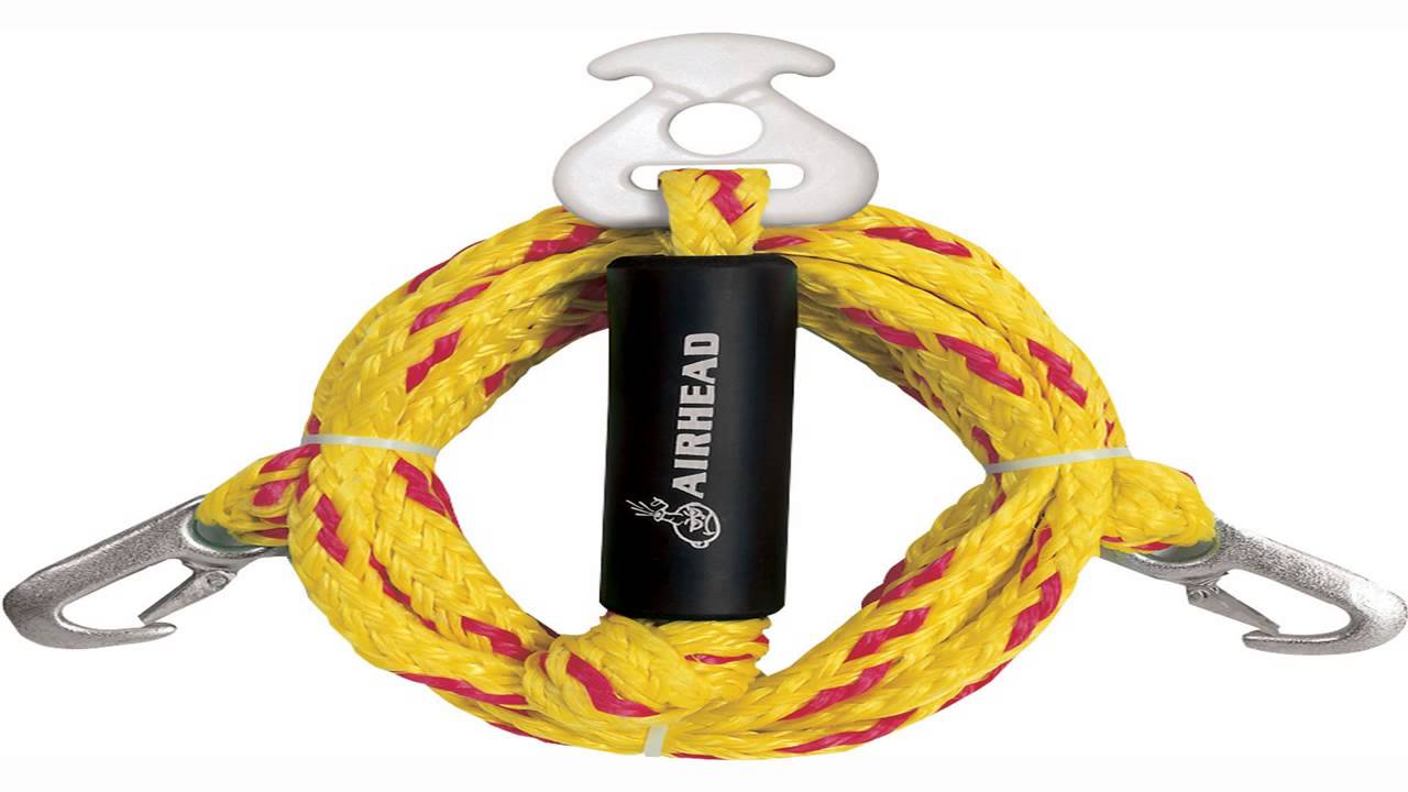 maxresdefault airhead ahth 1 airhead tow harness 12 ft youtube tow rope harbor freight at sewacar.co