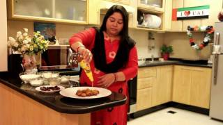 UAE National Day 2011 (40th) special episode - Gaimat  ( Luqaimat ) recipe cookery show by Ryhana