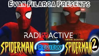 Radioactive Review - Spider-Man (2000) & Spider-Man 2: Enter Electro - Two in Tandem