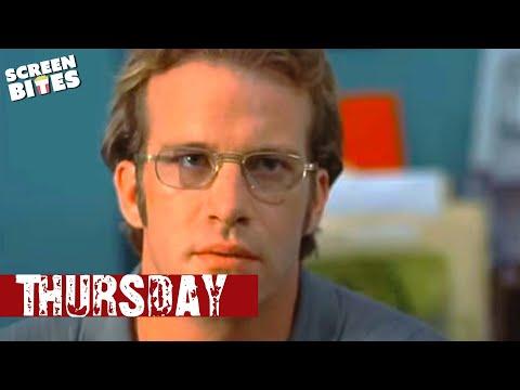 Thursday: Casey (Thomas Jane) meets Christine (Paula Marshall)