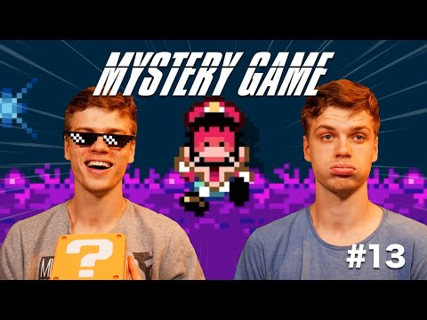 MYSTERY GAME #13 [ft. JP]
