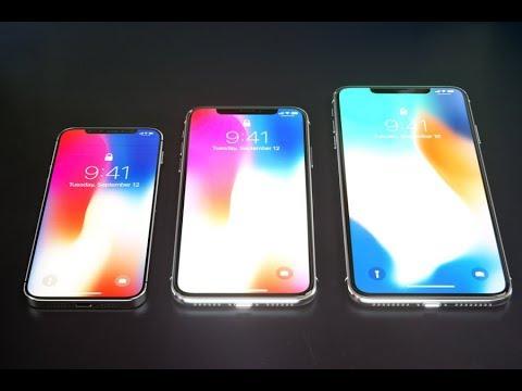 """[News] นับถอยหลัง!! ภาพแผนงาน iPhone รุ่นใหม่ ทั้งจอ 6.1""""สุดประหยัด และ 6.5""""อาจมีกล้องหลัง 3 ตัว - วันที่ 17 Jun 2018"""