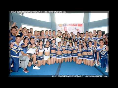 NU Bulldogs - 2016 NCC NCR Qualifiers CHEERMUSIC