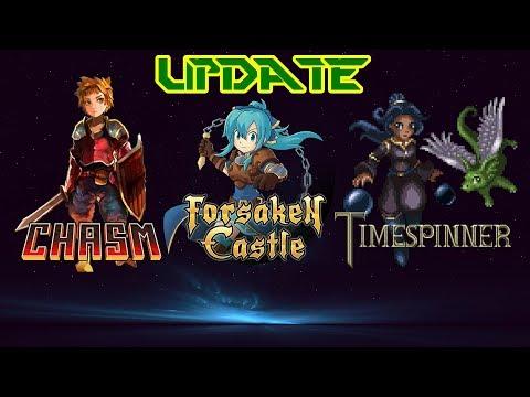 Metroidvania Games Update
