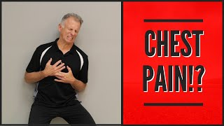 Chest Pain! Is It Costochondritis & How to Self Treat