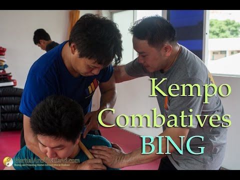Kempo Combatives - Bing Thai Kempo