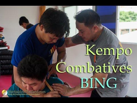 Kempo Combatives - Bing Thai Kempo