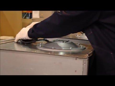 Канальные прямоугольные вентиляторы Лиссант — производство, купить, цена