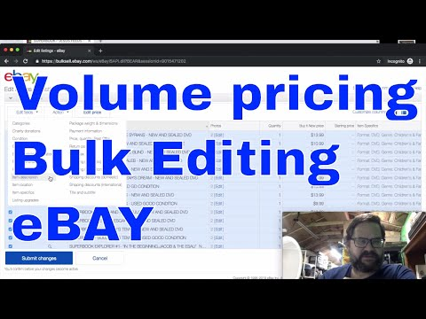 This Is How I'm Going To Get EBay Customers To Buy MORE - Volume Discounts And Bulk Editing