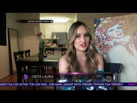 Cinta Laura Rayakan Ulang Tahunnya yang ke-24