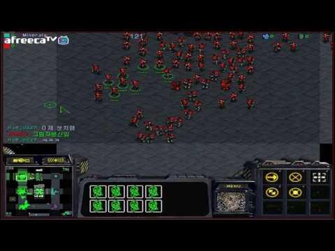 스타크래프트 유즈맵 *오지는 공략[마린 디펜스 10웨이]Marine Defense 10-Way(Starcraft use map)