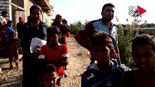 فيديو| أصحاب النفوذ يتوعدون 36 أسرة بالإسكندرية..وأهالي: ضابط يهددنا بالنساء