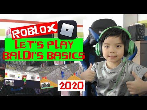 Roblox Baldi's Basics Multiplayer 2 [BALDI] (7 May 2020) ~ Zafree ~
