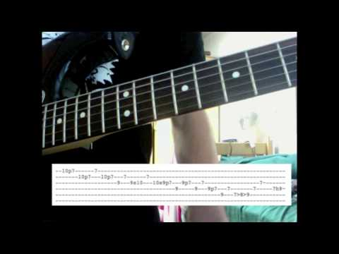 How to Play the Fast Lick from Knopfler's