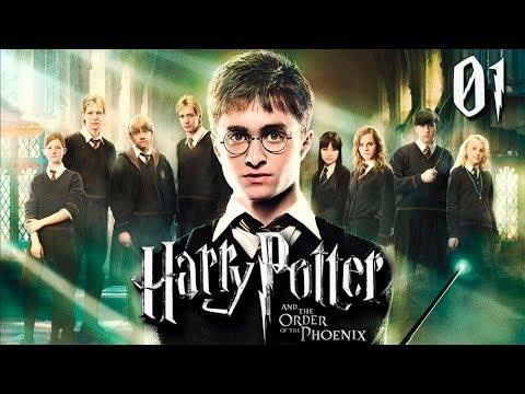 Harry Potter and The Order of the Phoenix - Прохождение pt1