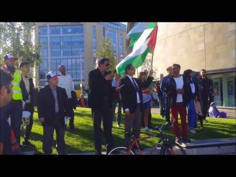 Ride For Palestine Bradford 2017