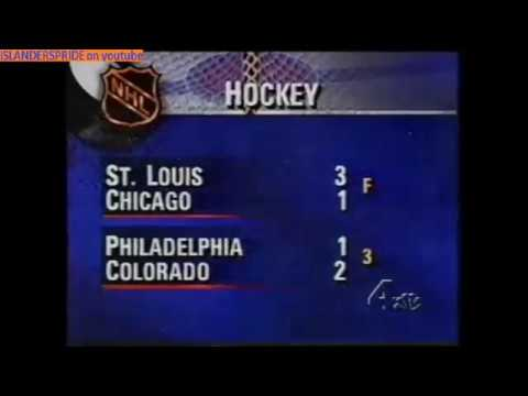 January 4 1996 Canadiens At Islanders Highlights