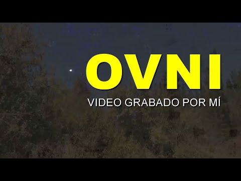 OVNI - Video grabado por mí (prueba 2)