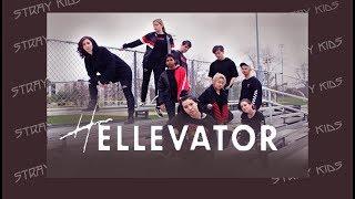 Baixar [HARU] Stray Kids (스트레이 키즈) - Hellevator Dance Cover