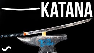One of Alec Steele's most viewed videos: MAKING A KATANA!!! 1 MILLION LAYERS!!! PART 14 ... Finished!